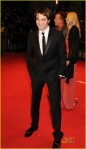 (EMBARGOED FOR PUBLICATION IN UK TABLOID NEWSPAPERS UNTIL 48 HOURS AFTER CREATE DATE AND TIME. MANDATORY CREDIT PHOTO BY DAVE M. BENETT/GETTY IMAGES REQUIRED)  Robert Pattinson arrives at the Orange British Academy Film Awards 2010, at The Royal Opera House on February 21, 2010 in London, England.