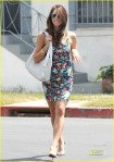 Ashley Greene Spends The Day With Friends